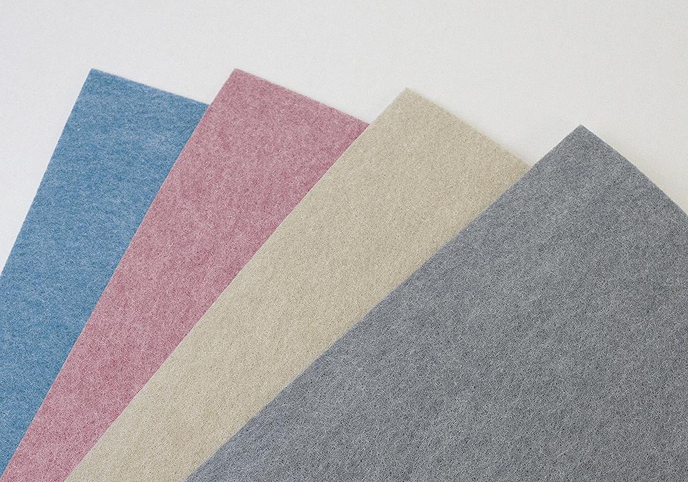 4種類のカラーで賃貸でもDIYで床をカーペットに張り替え出来るシート